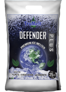 TruMelt Defender PLUS bagged Ice Melt