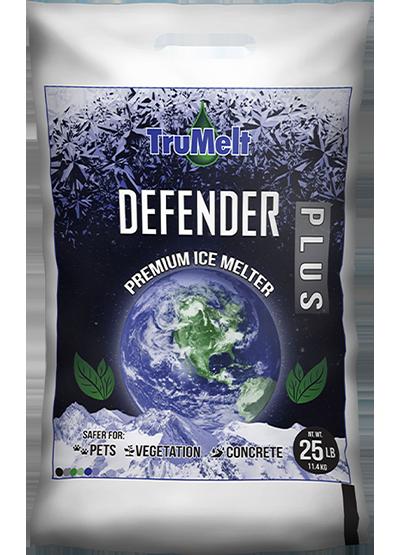 TruMelt Defender PLUS bagged Ice Melt Blend