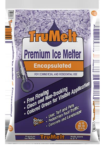 TruMelt Encapsulated Ice Melt Blend