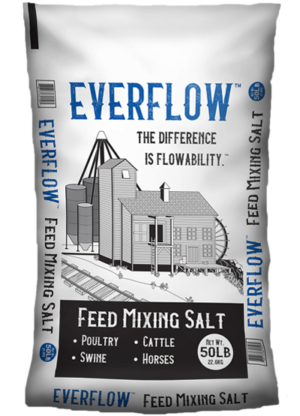 Everflow Feed Mixing Salt
