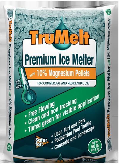 TruMelt 10% Magnesium Ice Melt Blend