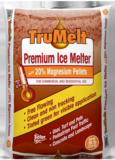 TruMelt 20% Magnesium Ice Melt Blend