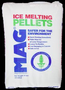 magnesium chloride pellets bag